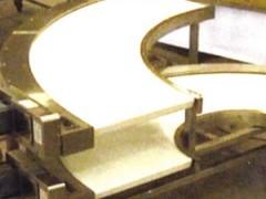 PVC轉彎皮帶輸送機