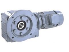 K系列螺旋傘齒輪減速機