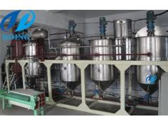 油脂精煉設備 精煉油設備 食用油精煉機