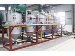花生油精煉設備 毛油精煉設備 精煉花生油設備