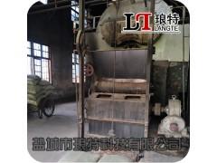 連云港灌云4噸燃煤鍋爐改造生物質運行穩定