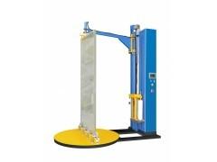 納旭機械全自動壓頂型裹膜機