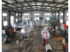 大連太陽能熱水工程-賓館太陽能熱水工程