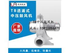 TB200-20透浦式鼓風機,優昂TB中壓鼓風機