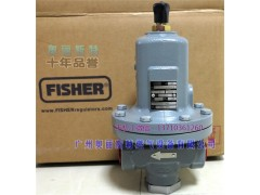 美國費舍爾Fisher調壓閥,MR98H泄壓閥,MR98H背壓閥
