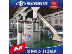廠家 全自動 5加侖桶裝水灌裝線生產設備 山泉水灌裝機 水廠灌裝設備
