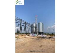 供應烘干廠干糧倉 濕糧倉 倉型定制